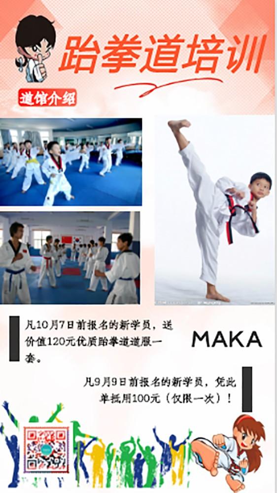 跆拳道培训机构